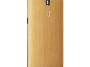 OnePlus One édition bamboo
